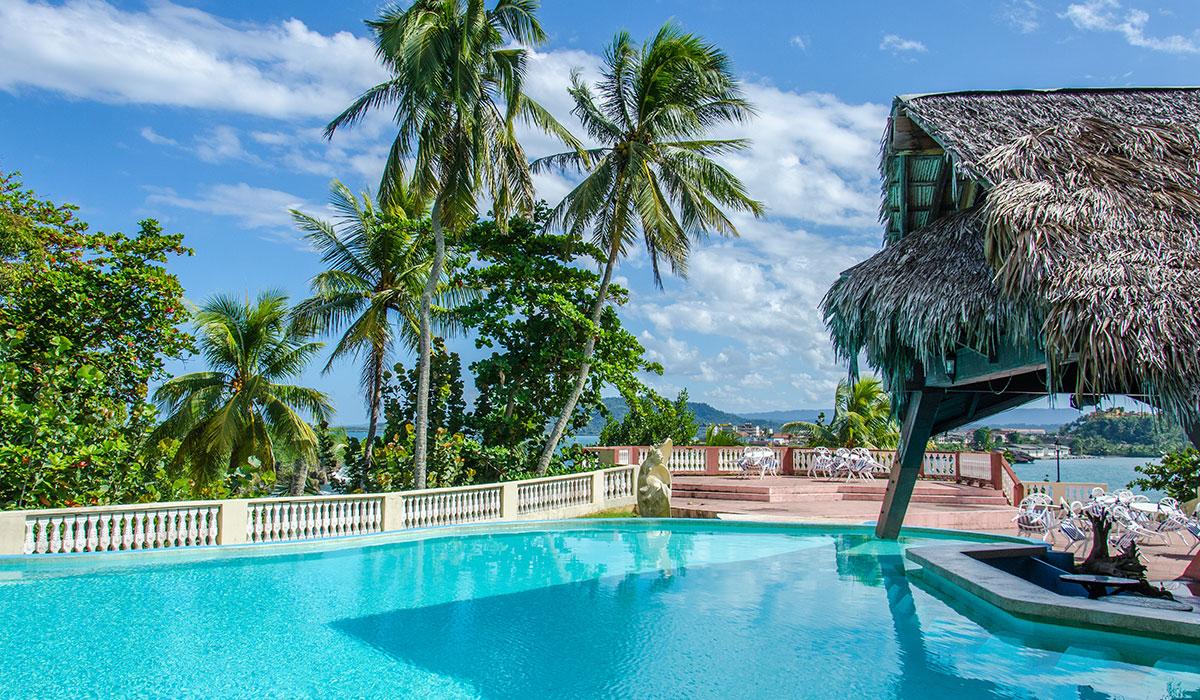 Hotel Porto Santo - Pool