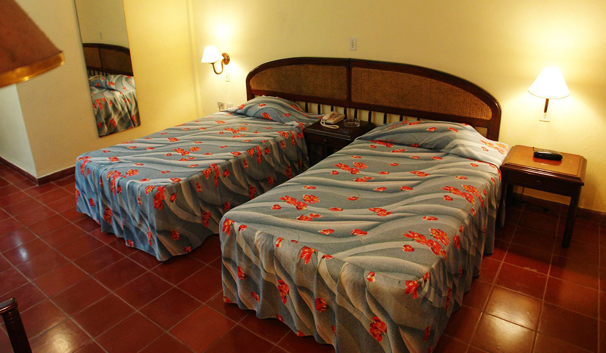 Hotel Porto Santo - Habitación