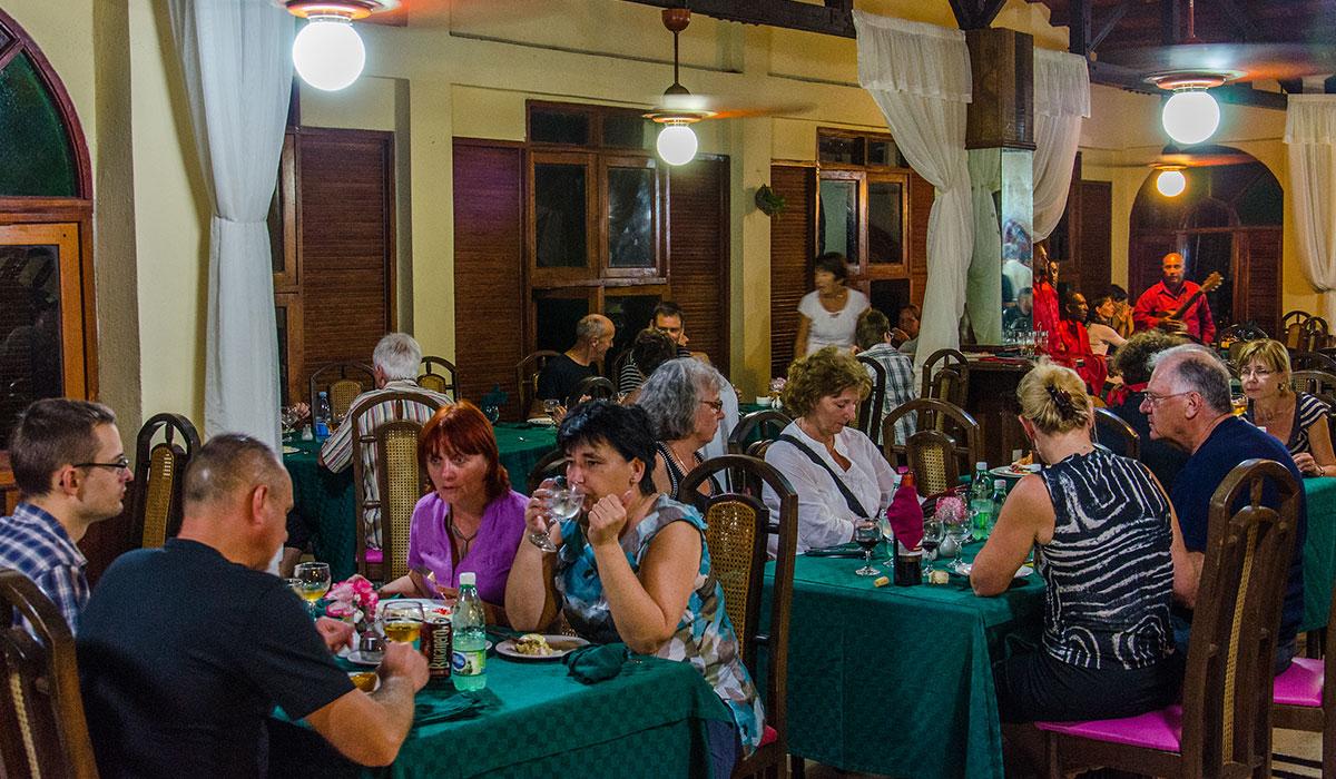 Hotel Porto Santo - Restaurante