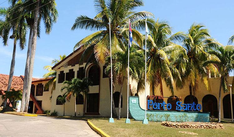 Hotel Porto Santo, Baracoa, Guantanamo