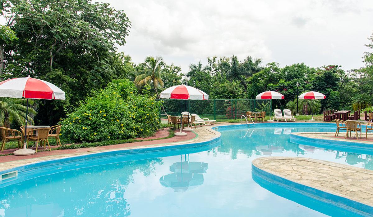 Hotel Moka, Las Terrazas - Pool
