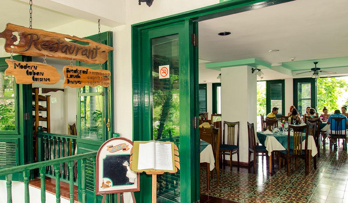 Hotel Moka, Las Terrazas - Restaurante