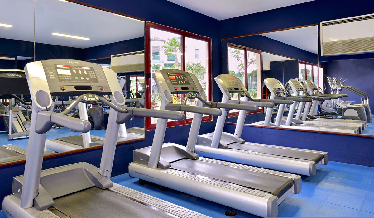 Hotel Iberostar Mojito - Fitness Center