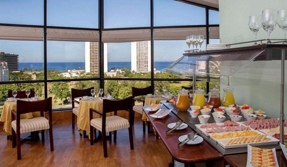 Hotel Memories Miramar Habana - Restaurante