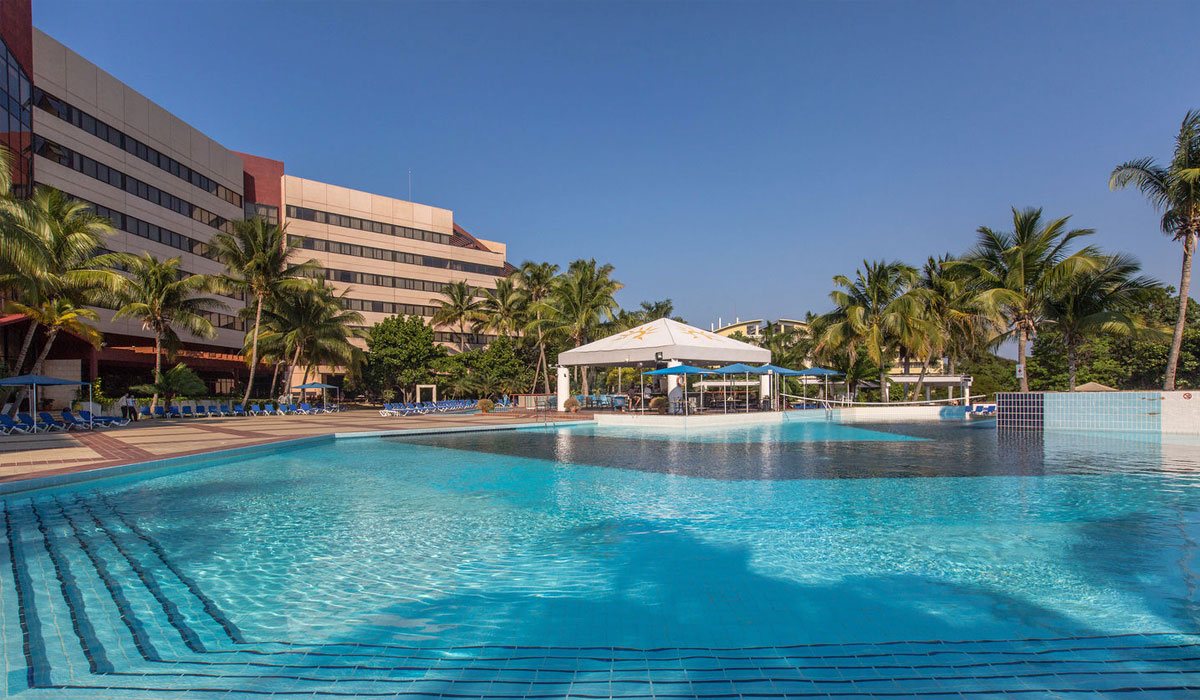 Hotel Memories Miramar Habana - Piscina