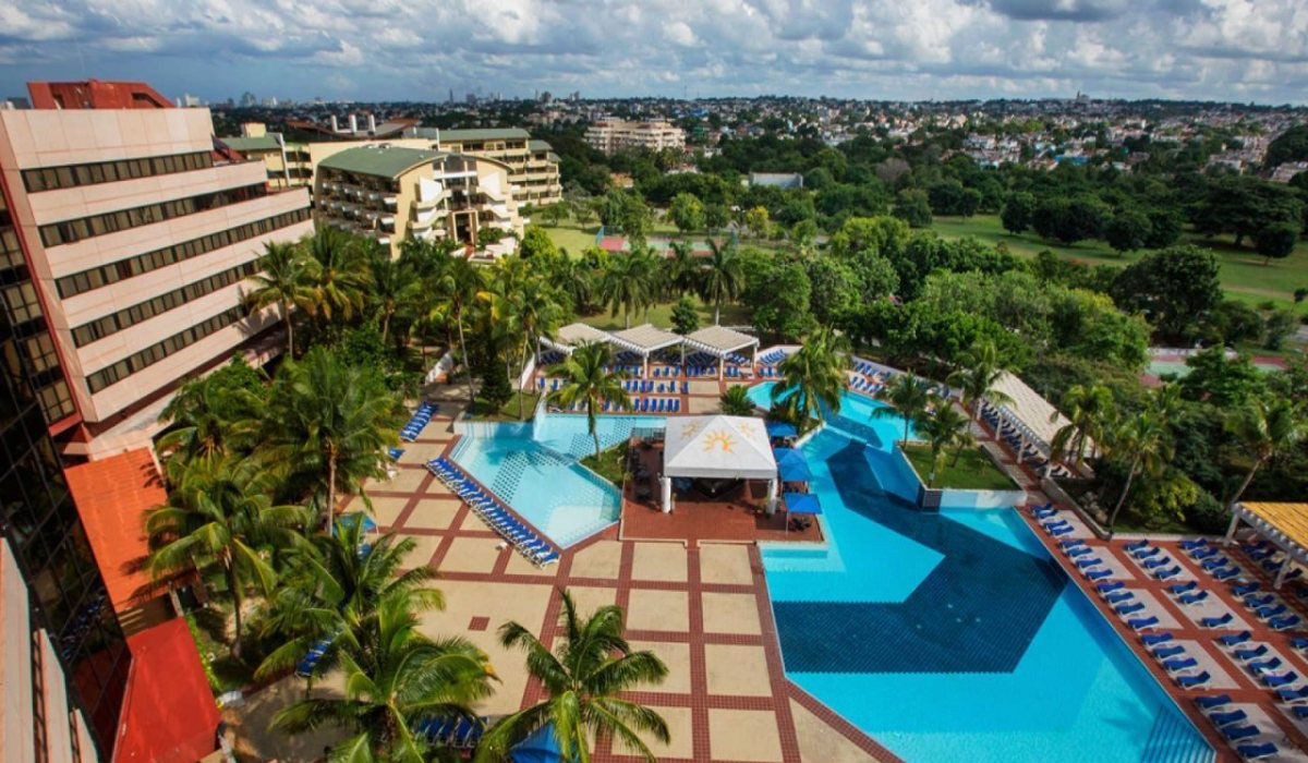 Hotel Memories Miramar Habana - Vista