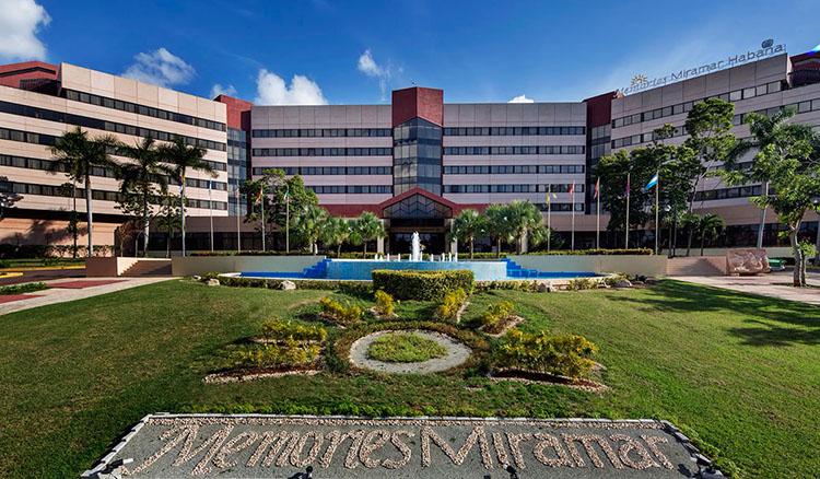 Hotel Memories Miramar Habana