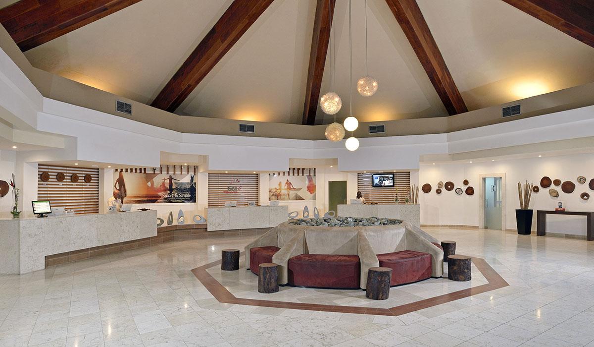 Hotel Sol Palmeras - Lobby