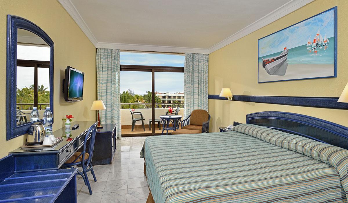 Hotel Sol Palmeras - Habitación