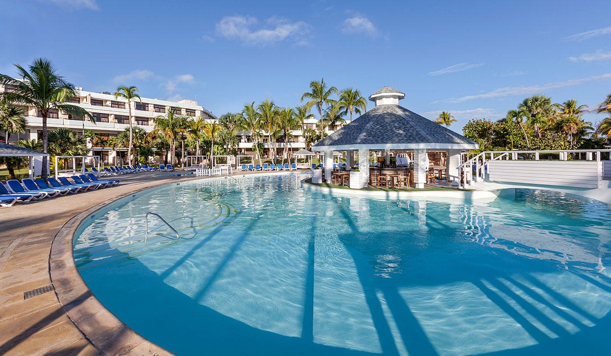 Hotel Sol Palmeras - Pool