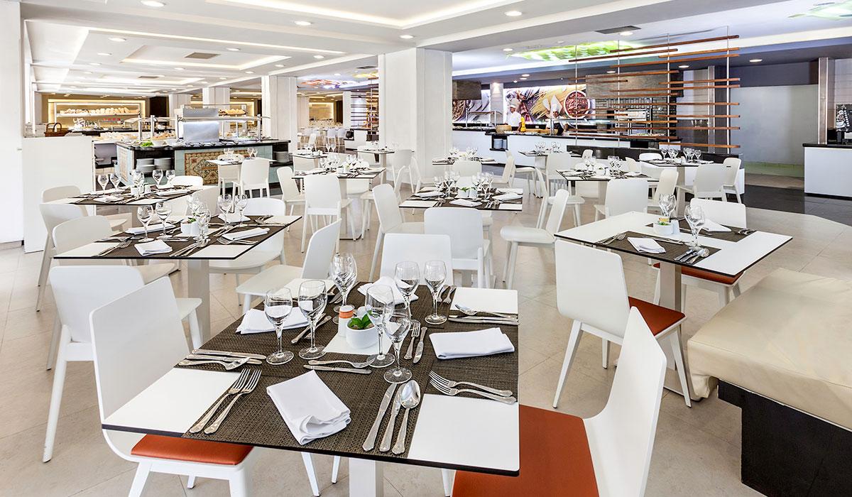 Hotel Sol Palmeras - Restaurante
