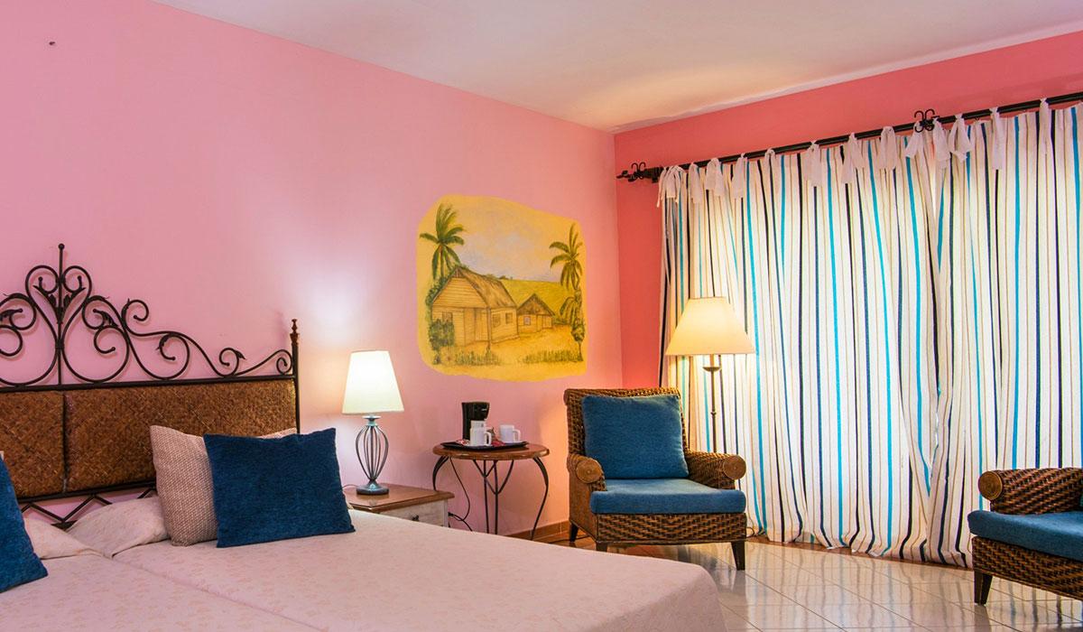 Hotel Playa Pesquero - Habitación