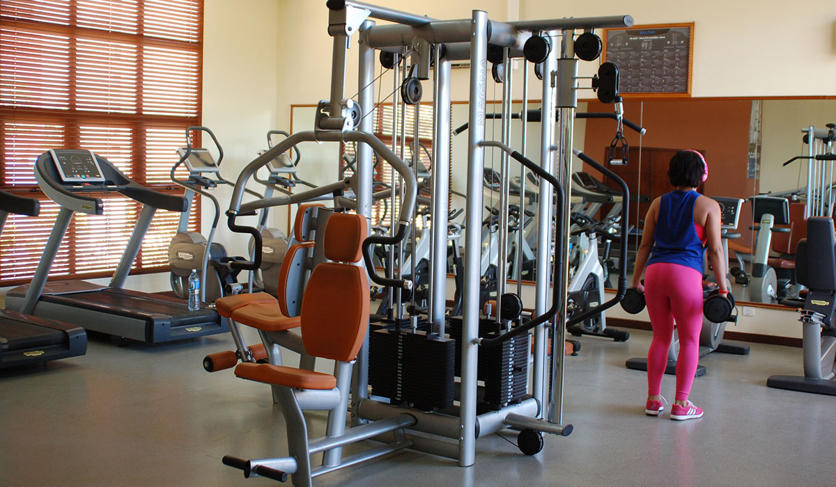 Hotel Grand Memories Varadero - Fitness center