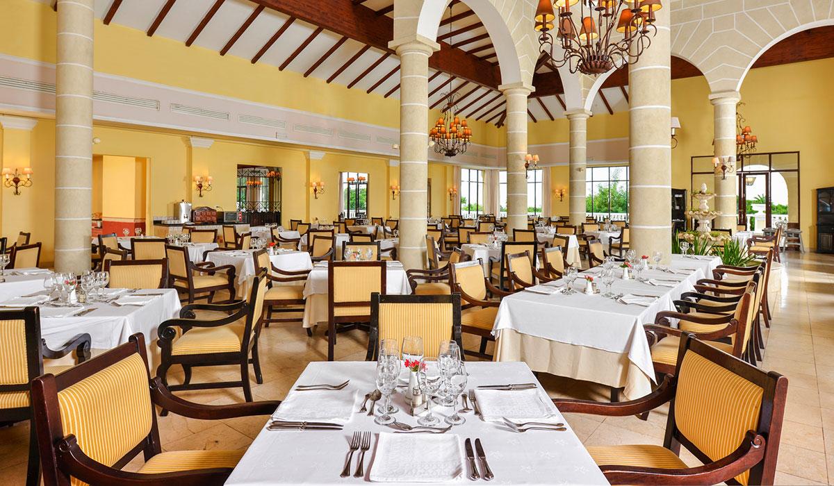 Hotel Iberostar Ensenachos - Restaurante