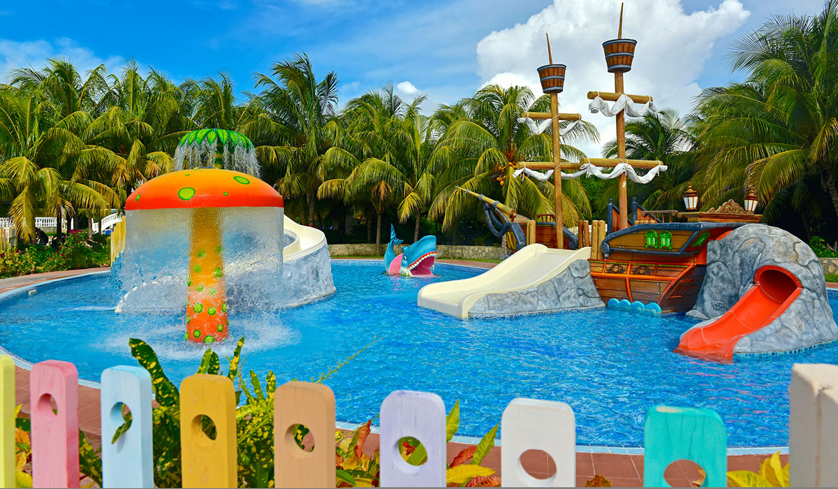 Hotel Iberostar Ensenachos - Children Pool