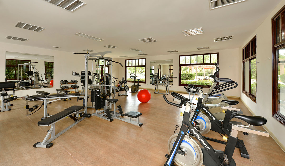 Hotel Iberostar Ensenachos - Fitness center