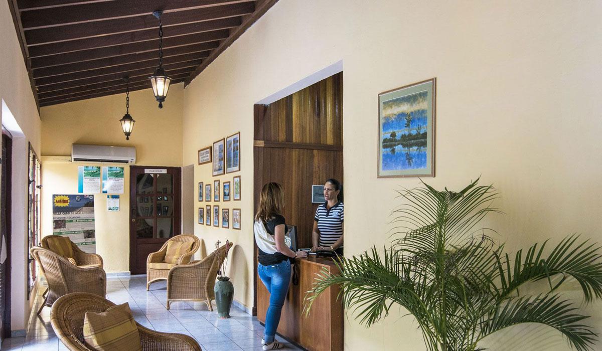 Villa Cabo de San Antonio, Pinar del Rio - Entrada