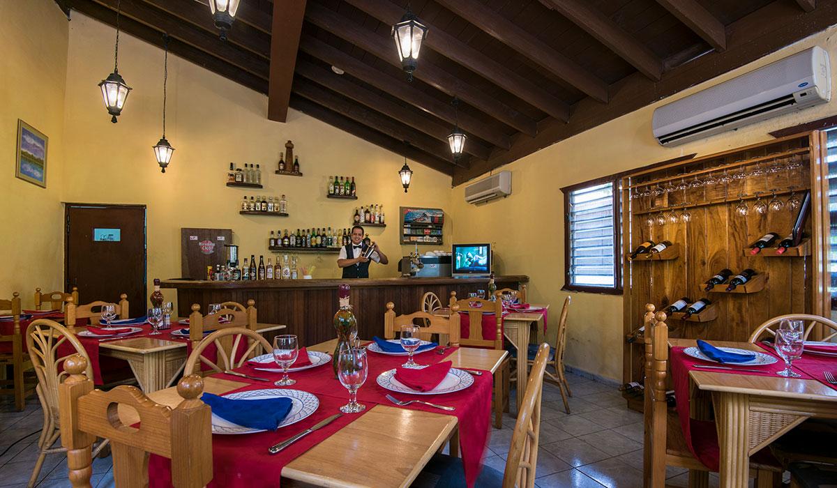 Villa Cabo de San Antonio, Pinar del Rio - Restaurante