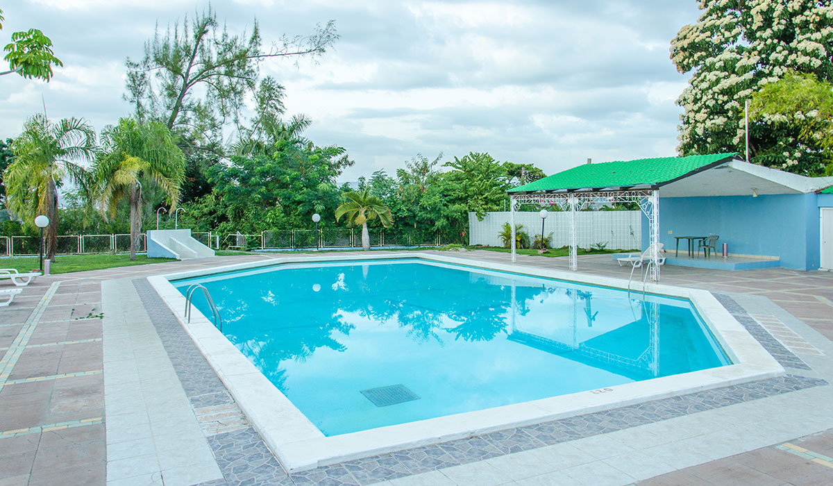 Hotel Villa Gaviota Santiago de Cuba - Piscina
