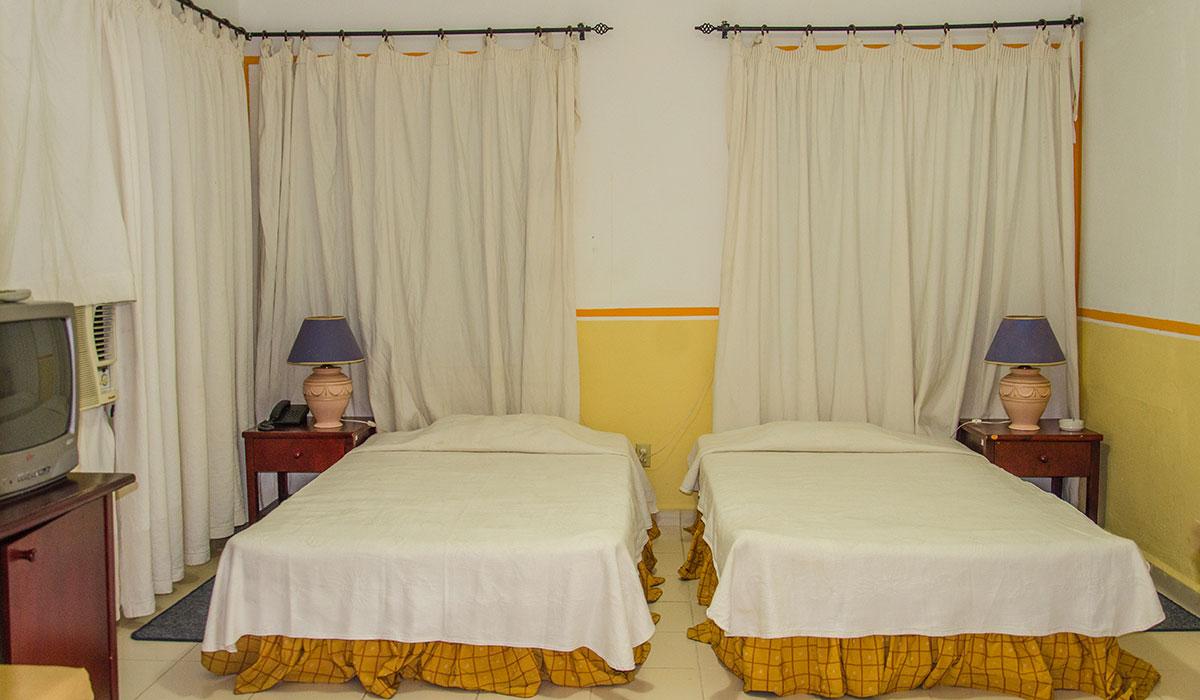 Hotel Villa Gaviota Santiago de Cuba - Habitación