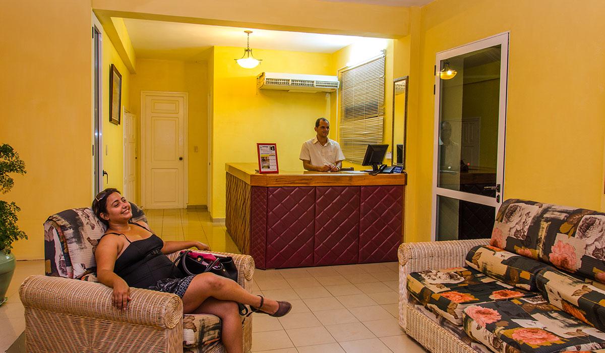 Hotel Villa Gaviota Santiago de Cuba - Lobby