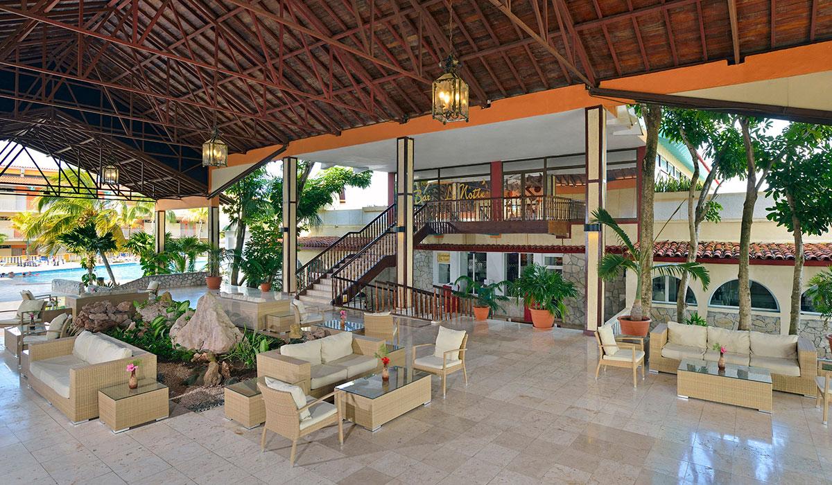 Hotel Sol Río de Luna y Mares Resort - Lobby