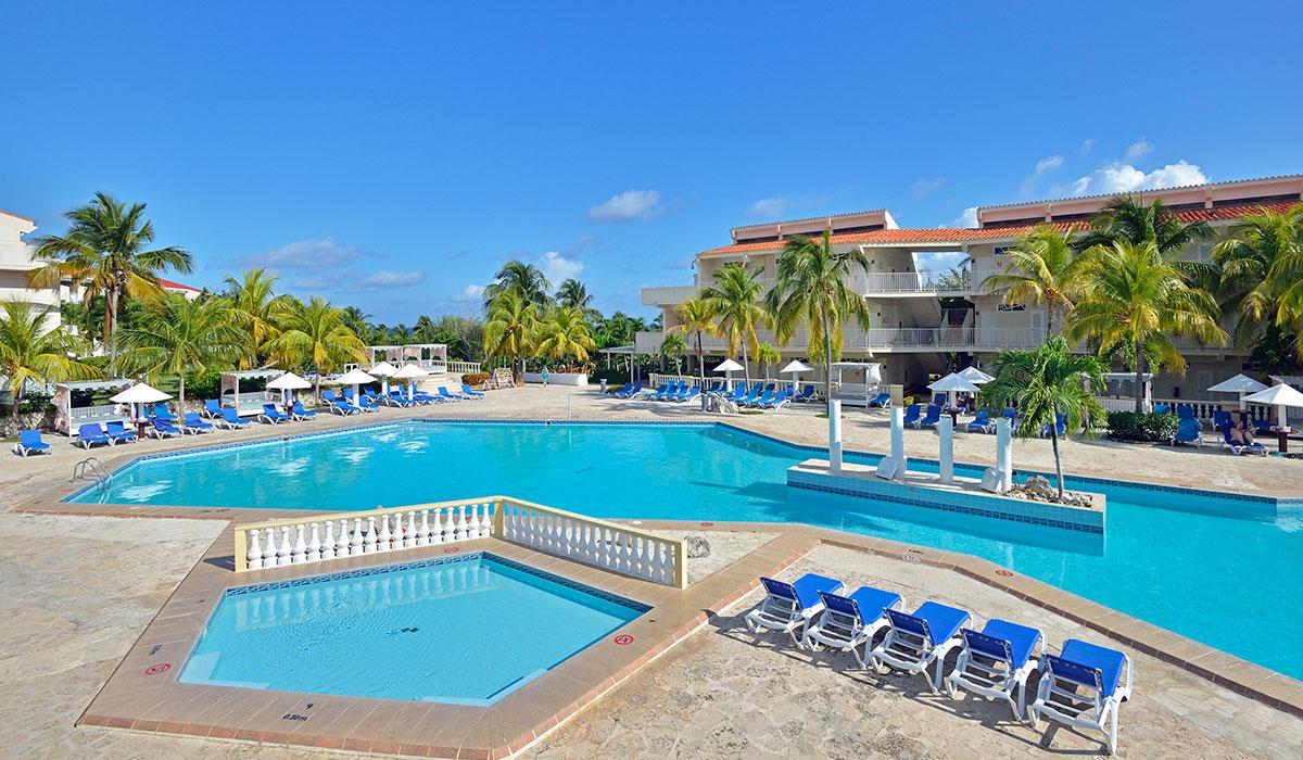 Hotel Sol Río de Luna y Mares Resort - Piscina