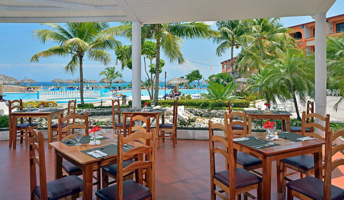 Hotel Sol Río de Luna y Mares Resort - Restaurante