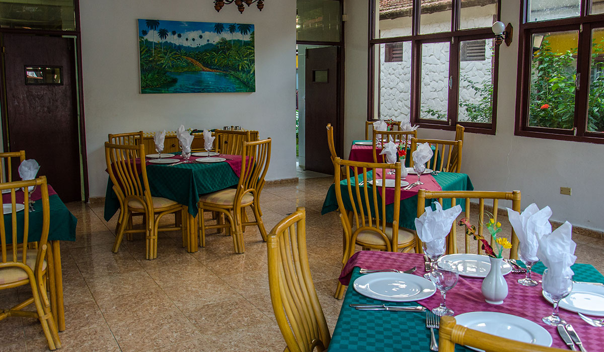 Villa Maguana - Restaurante
