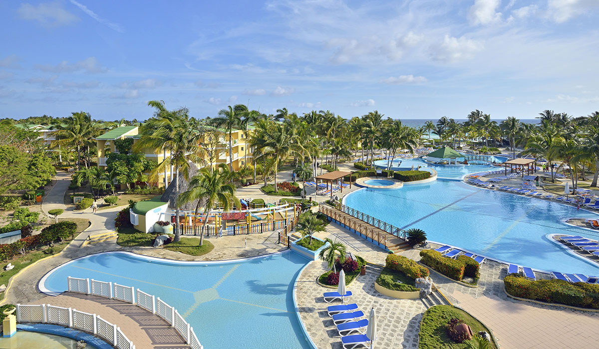 Hotel Tryp Cayo Coco -Pool