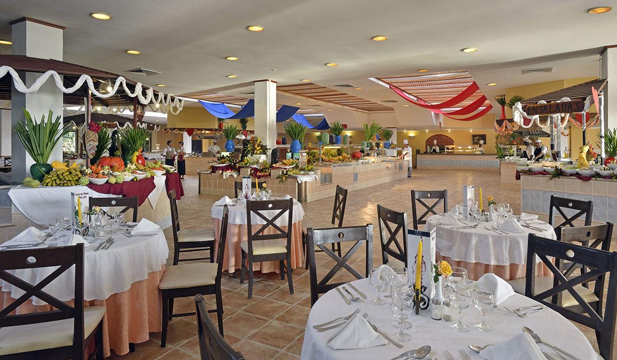Hotel Tryp Cayo Coco - Restaurant