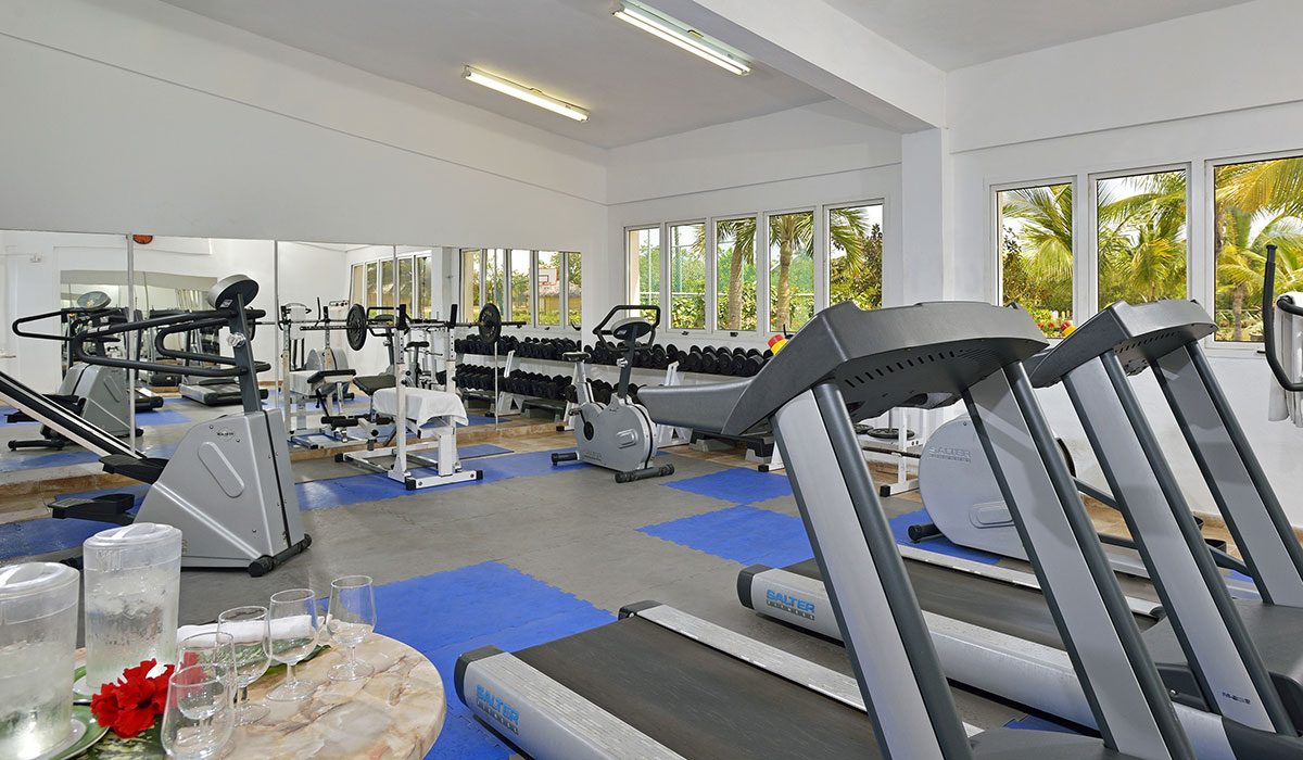 Hotel Tryp Cayo Coco - Fitness center