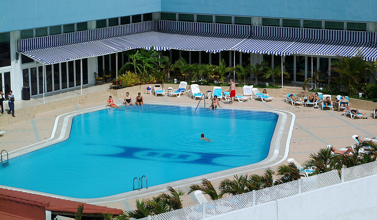 Hotel Tryp Habana Libre - Pool