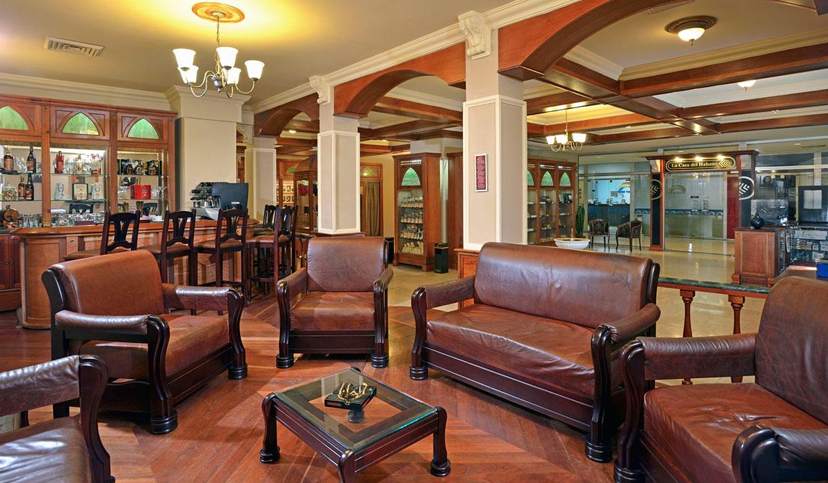 Hotel Tryp Habana Libre - Bar