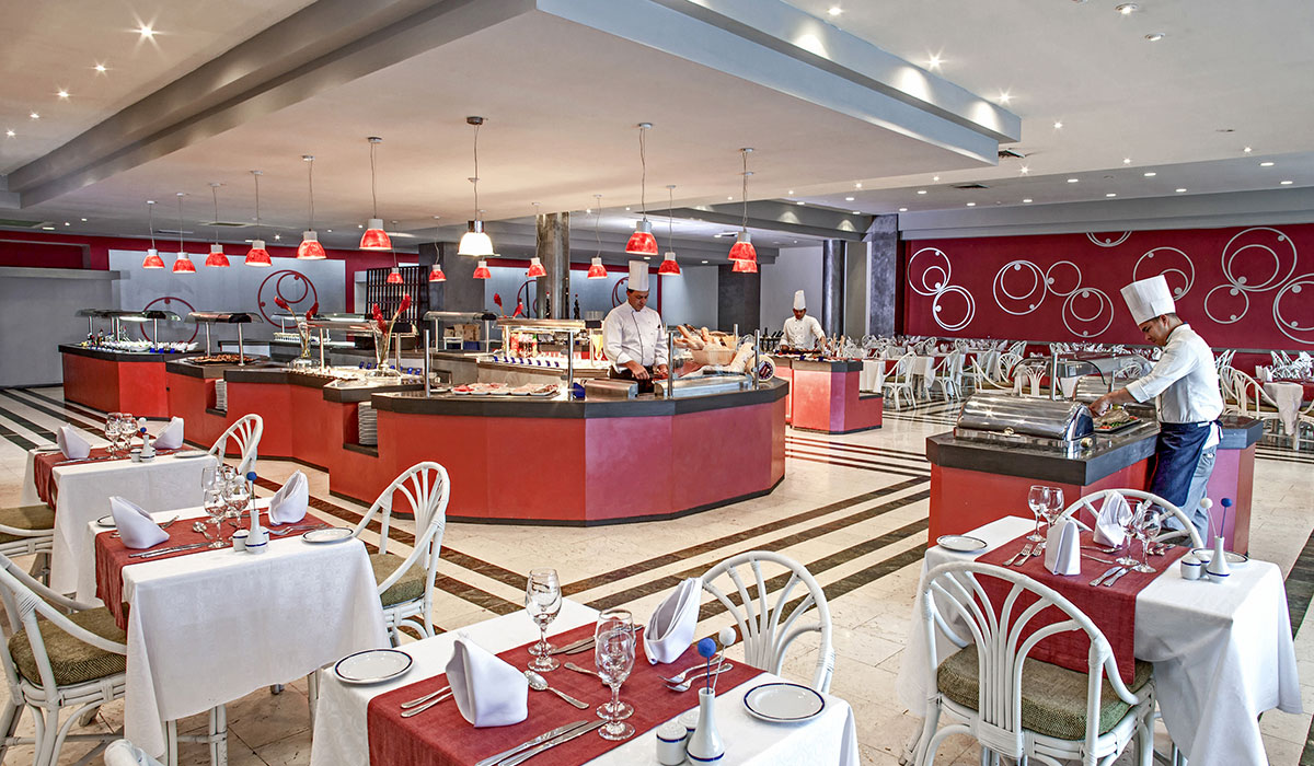 Hotel Tryp Habana Libre - Restaurante