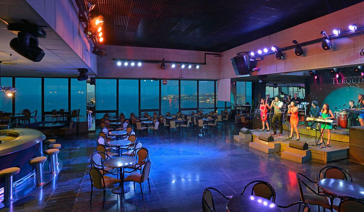 Hotel Tryp Habana Libre - Cabaret
