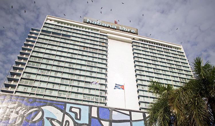 Hotel Tryp Habana Libre, Vedado