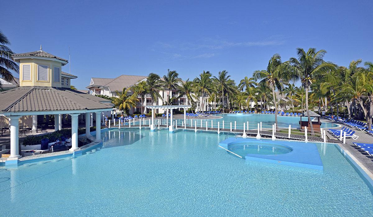 Hotel Meliá Península Varadero - Piscina