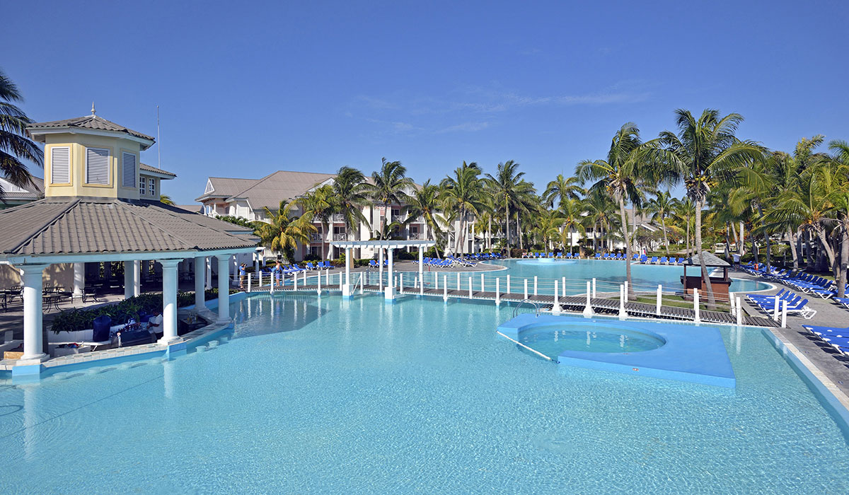 Hotel Meliá Península Varadero - Pool