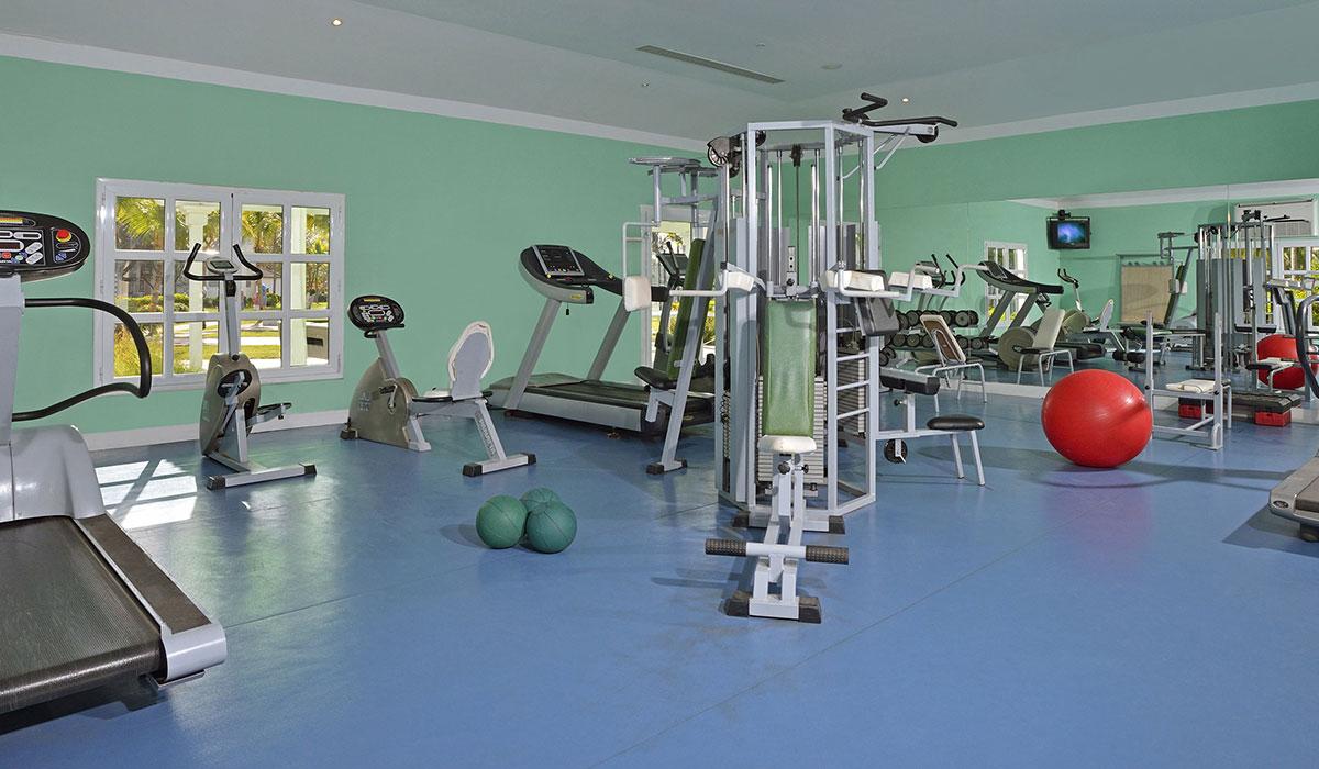 Hotel Meliá Península Varadero - Fitness center