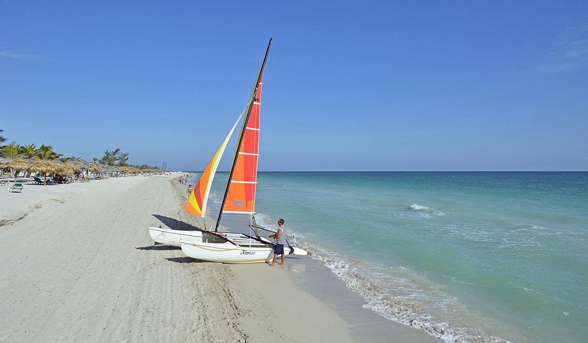 Hotel Meliá Península Varadero - Beach