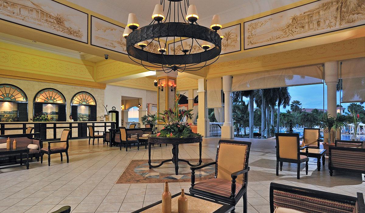 Hotel Paradisus Princesa del Mar - Lobby