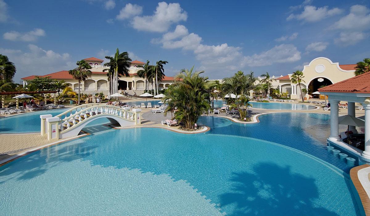 Hotel Paradisus Princesa del Mar - Pool