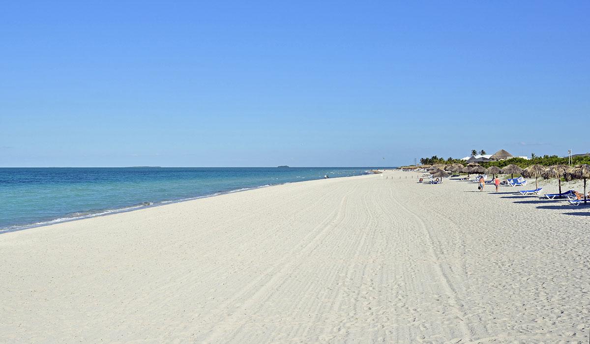 Hotel Paradisus Princesa del Mar - Beach