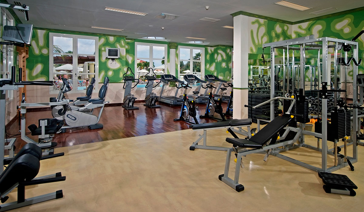 Hotel Paradisus Princesa del Mar - Fitness center
