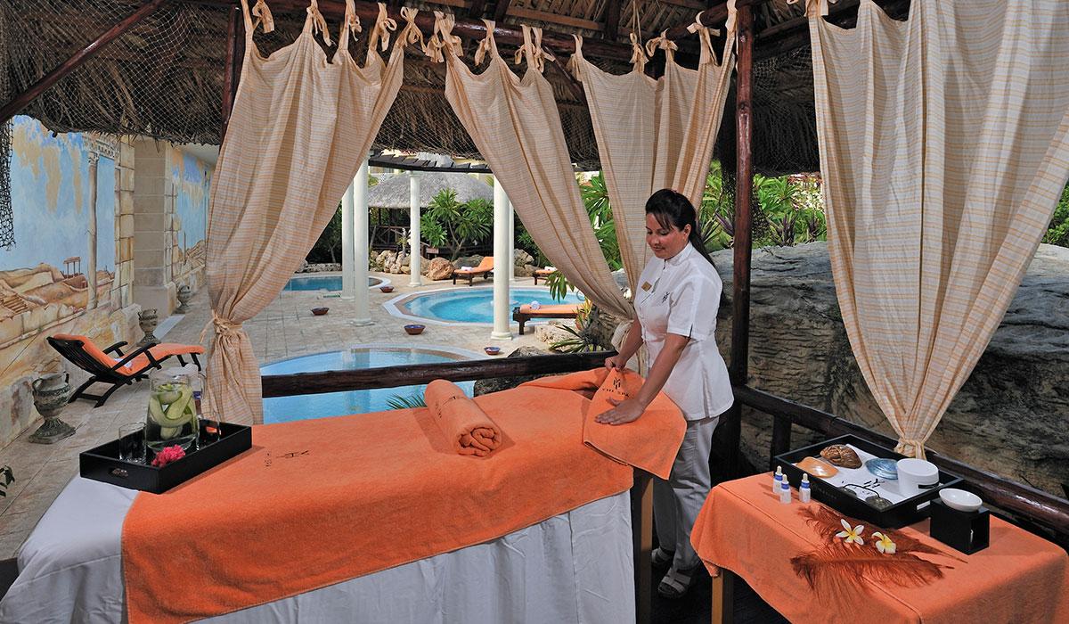 Hotel Paradisus Princesa del Mar - SPA
