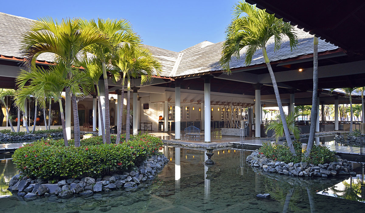 Hotel Paradisus Varadero - Areas exteriores