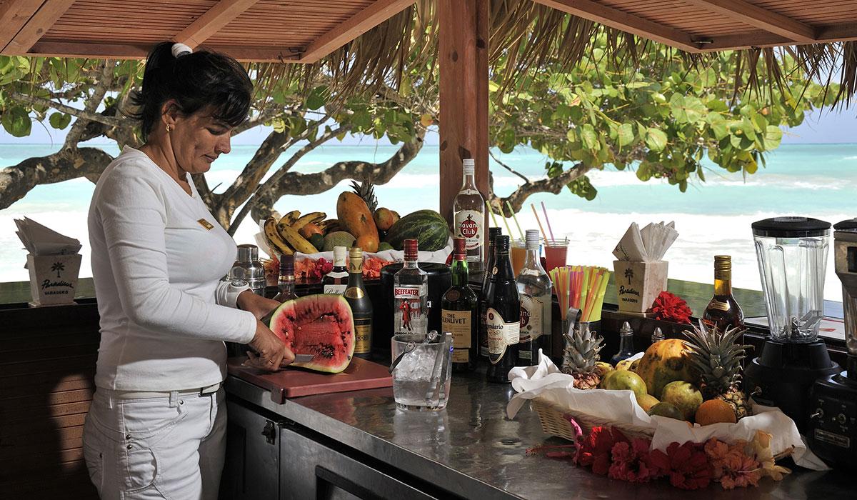 Hotel Paradisus Varadero - Bar
