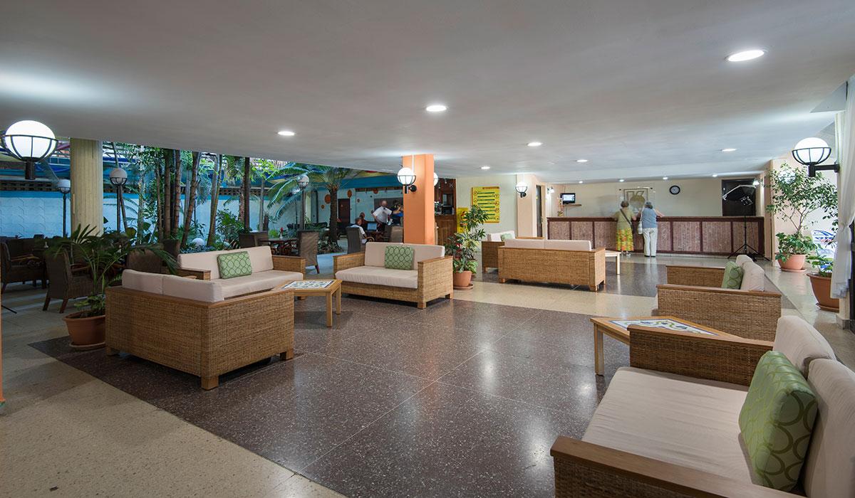 Hotel Kohly - Lobby