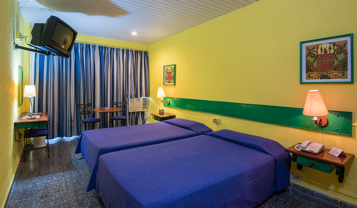 Hotel Kohly - Habitación